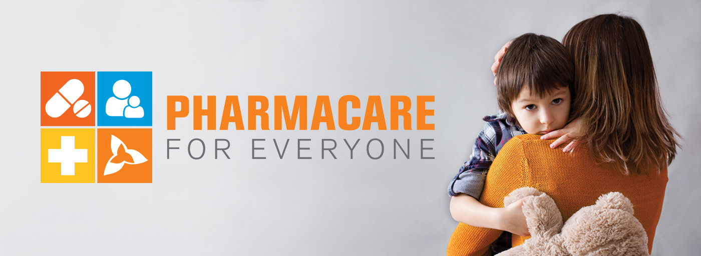 Pharmacare for everyone.